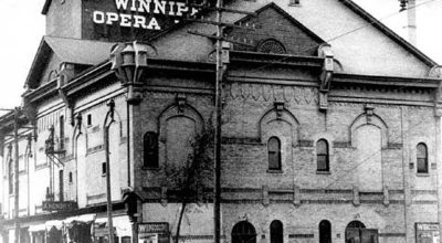 Winnipeg Theatre and Opera House