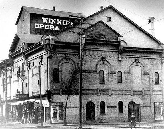Winnipeg Theatre and Opera House