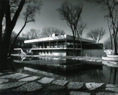 Kildonan Park Pavilion 1965