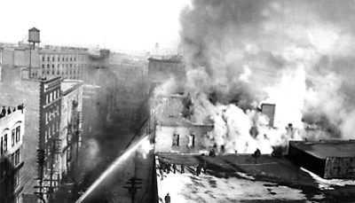 Hammond Building fire (1923)