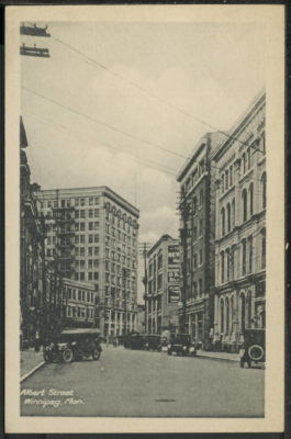 Albert Street (between 1913-1922)