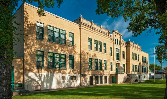 Cecil Rhodes School #1