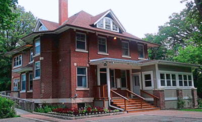 McBeth House at 31 McBeth Avenue is an example of later Edwardian architecture in Winnipeg.