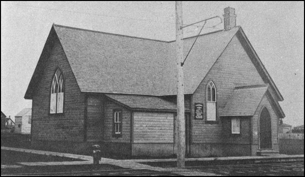 St. Matthews Church circa 1897