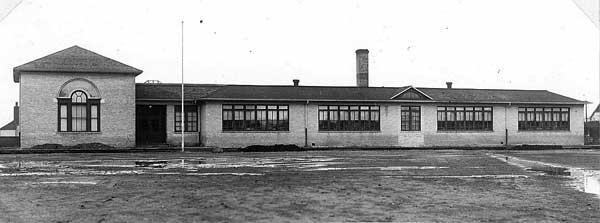 Cecil Rhodes School #2 in 1918