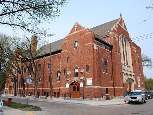 St. Matthews Church (2016)