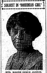 Mrs. Maude Junkin