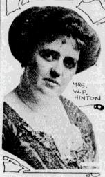 Mrs. W.P. Hinton