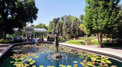 Leo Mol Sculpture Gardens