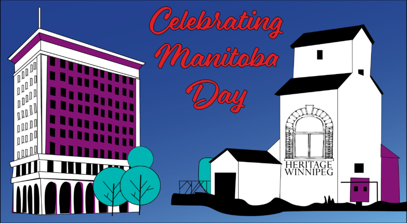 Manitoba Day activity booklet image
