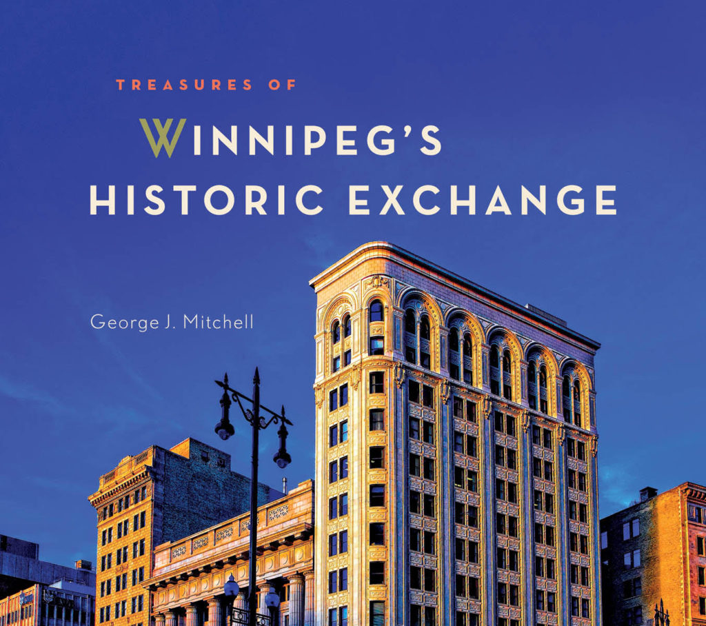Treasures of Winnipeg's Historic Exchange book cover image